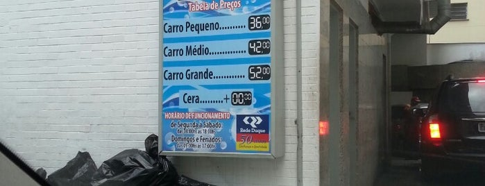Auto Posto Duque (Shell) is one of São Paulo / SP.