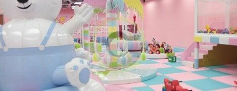Kidz Paradise is one of School Holiday Programmes/Fun!.
