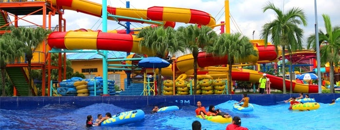 Desa WaterPark is one of Jalan-jalan Malaysia.