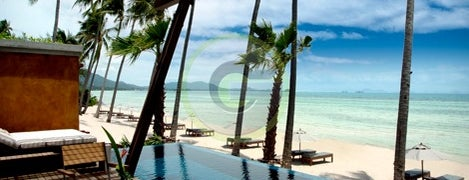 Mai Samui Beach Resort & Spa is one of Unforgettable Honeymoon Stays <3.