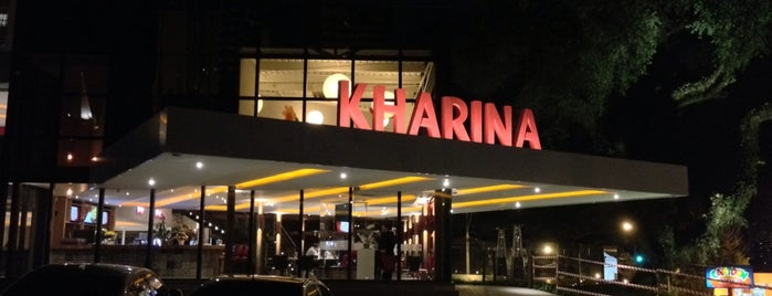 Kharina is one of Curitiba.