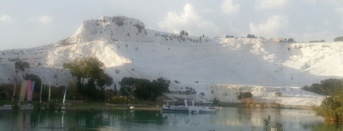 Pamukkale is one of World Heritage Sites!!!.