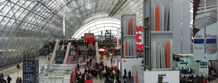 Leipziger Buchmesse is one of 4sq365de (1/2).