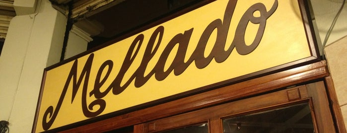 Mellado is one of Locais curtidos por sus.