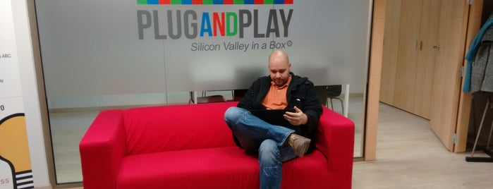 Plug and Play Spain is one of Lugares favoritos de jordi.
