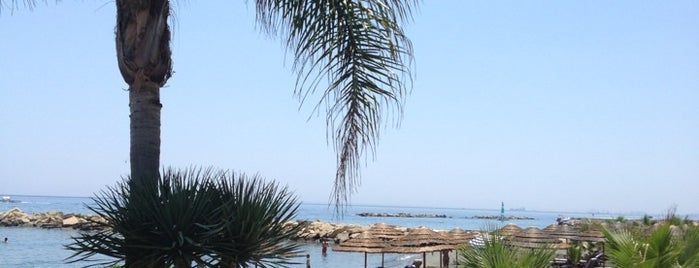 Amathus Beach is one of cyprus.