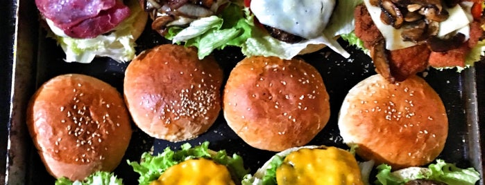 Fil Burger is one of Eskisehir anni.