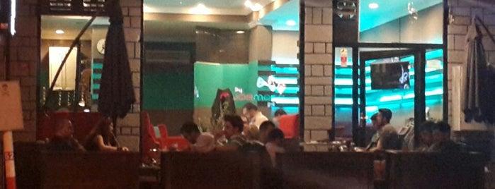 Narj Hookah Lounge is one of İstanbul'da Türk Kahvesi Nerede İçilir?.