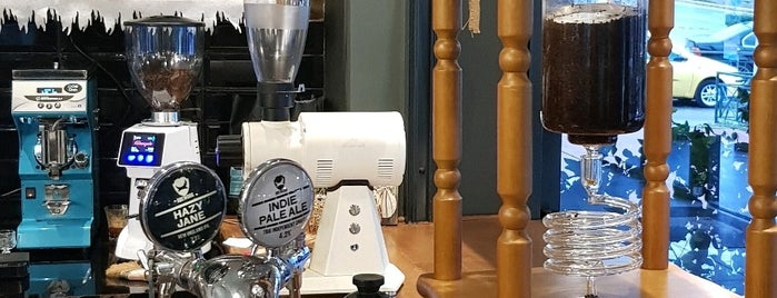 Chain Coffee Company is one of Athens beloved.