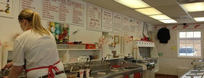 Whitey's Ice Cream is one of Quad cities, Iowa.