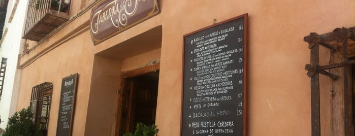 La Taberna del Beso is one of Cool spots in Andalousie.