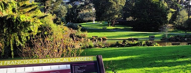 San Francisco Botanical Garden is one of San Francisco, CA Spots.