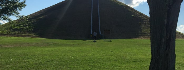 Mound Park is one of Native American Cultures, Lands, & History.