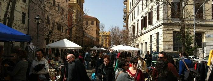Piazza Del Pigneto is one of feeling.