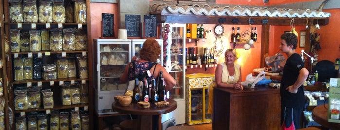 La Bottega Di Rita is one of Gelaterie bar ecc...