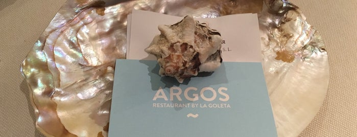 Argos is one of Mallorca.