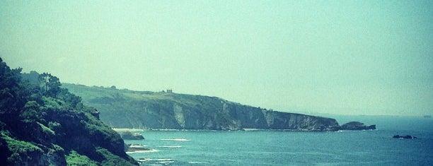 Playa de la Ñora is one of Gijon.
