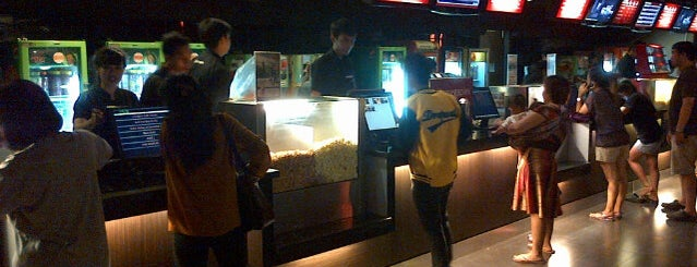 CGV Cinemas is one of try in Indonesia.