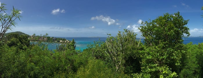 Lind Point Trail is one of U.S. Virgin Islands.