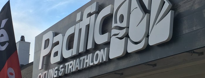 Pacific Cycling & Triathlon is one of Coffee, Tea, and Smoothies.