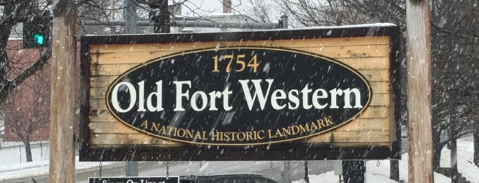 Old Fort Western is one of Revolutionary War Trip.