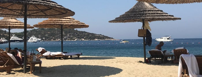 Blue Beach Club & Bar is one of Bodrum.