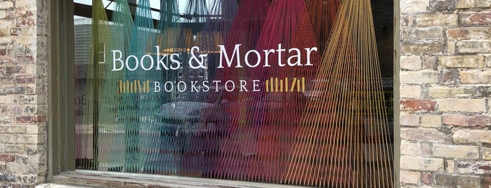 Books & Mortar is one of Grand Rapids.
