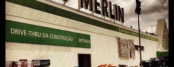 Leroy Merlin is one of Locais curtidos por Manuela.