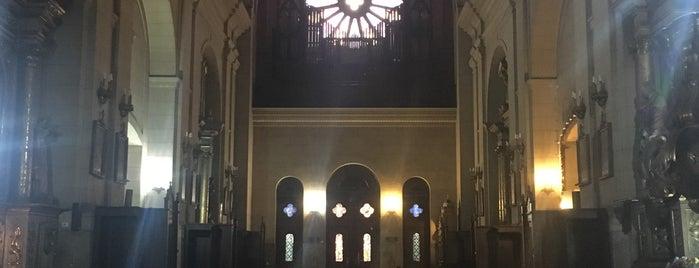 Iglesia San Juan Bautista is one of Repetecos e ideias BsAs.