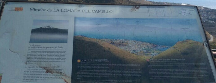 Mirador de la Lomada del Camello is one of Locais curtidos por Evgeny.
