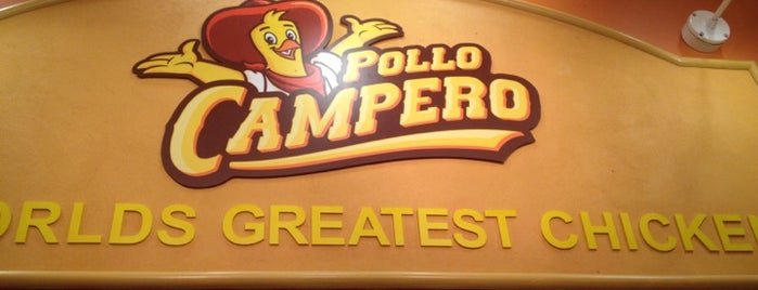 Pollo Campero / Bodie's All-American is one of Disney Springs.