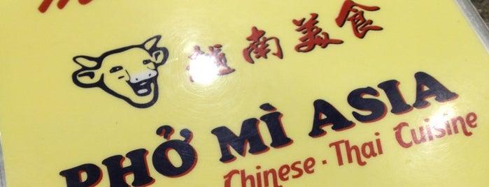 Pho Mi Asia is one of Chris : понравившиеся места.