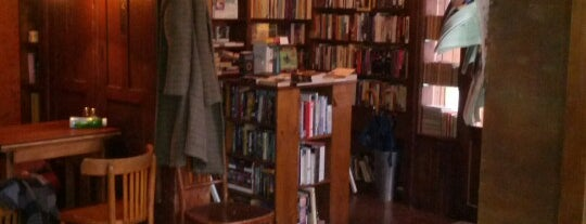 Massolit Books & Café is one of Bookstores - International.