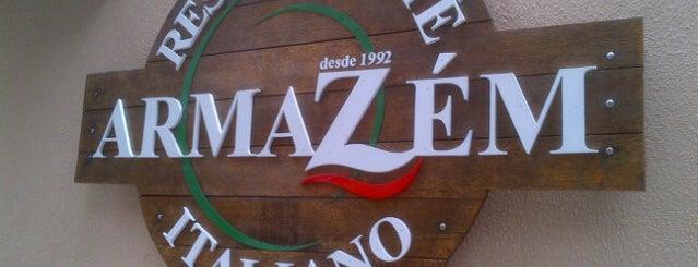 Armazém Italiano is one of สถานที่ที่ Lucio ถูกใจ.