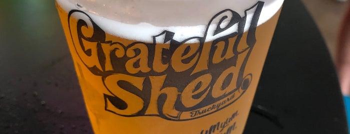 Grateful Shed Truckyard is one of Locais curtidos por Matthew.