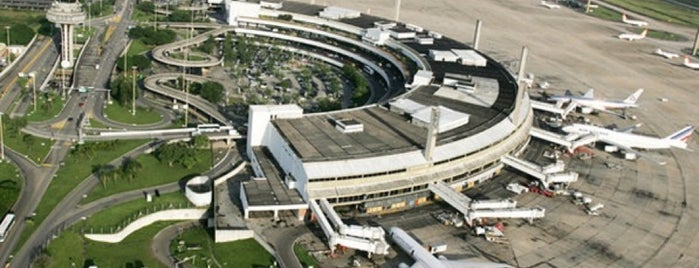 Rio de Janeiro–Galeão Uluslararası Havalimanı (GIG) is one of Part 2~International Airports....
