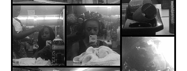 Fantasy Hair & Spa is one of Lieux sauvegardés par DaSH.