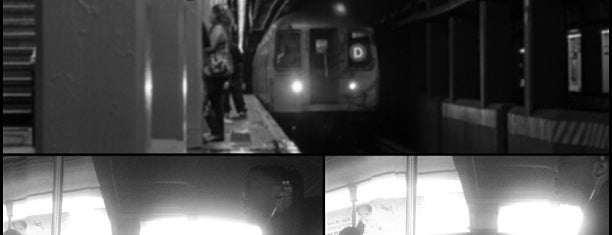 MTA Subway - 155th St (B/D) is one of Orte, die Jason gefallen.