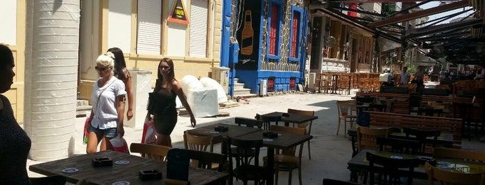 Sardunya's Brasserie Bomonti ve Şarap Evi is one of İzmir Eğlence.
