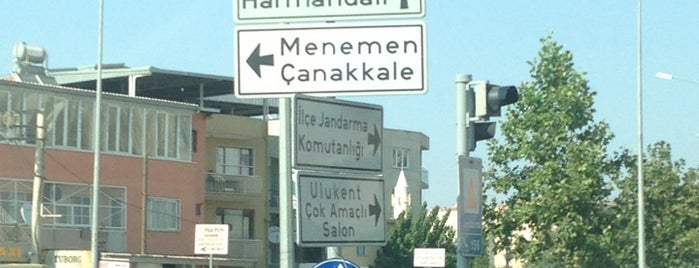 Harmandalı is one of Lieux qui ont plu à Ekrem.