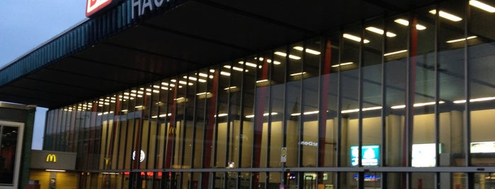 Braunschweig Hauptbahnhof is one of Bahnhöfe besucht !.