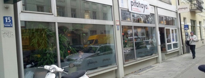 Pitahaya is one of München 2.