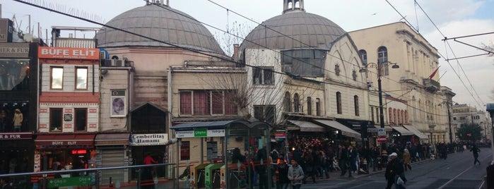 Çemberlitaş Hamamı is one of İstanbul'daki Mimar Sinan Eserleri.