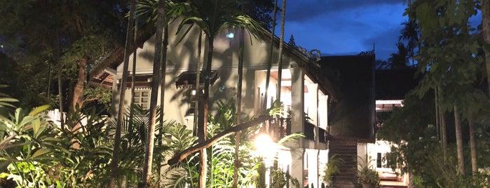 Villa Santi Hotel Luang Prabang is one of Orte, die Gerd gefallen.