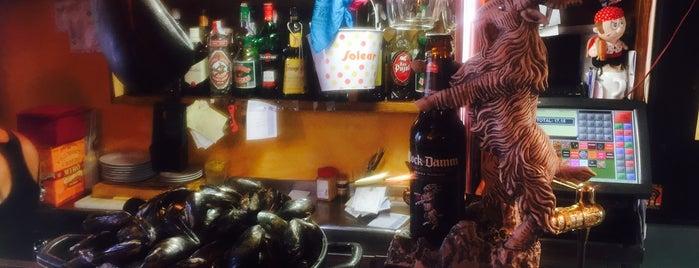 Bar El Trabucaire is one of สถานที่ที่บันทึกไว้ของ Jordi.