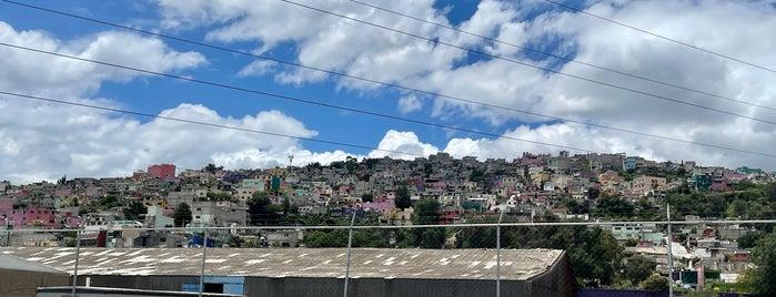 Ecatepec is one of Lieux qui ont plu à Julio.
