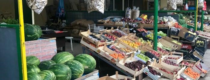 Рынок is one of Locais curtidos por Arbuzova.