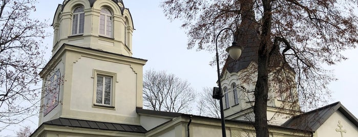 Church Of The Visitation Of The Blessed Virgin Mary is one of Lugares favoritos de Vasiliy.
