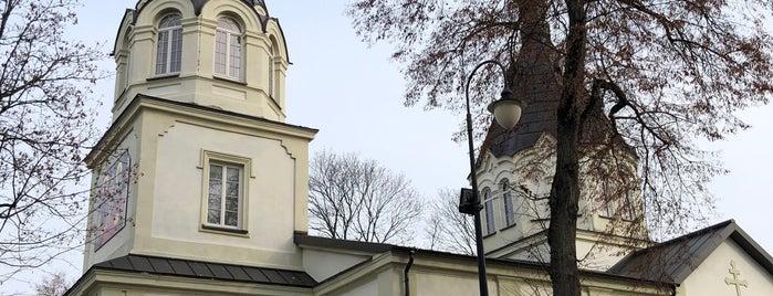 Church Of The Visitation Of The Blessed Virgin Mary is one of Vasiliy'in Beğendiği Mekanlar.