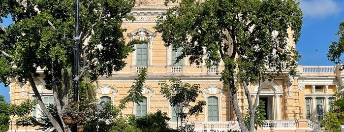 El Palacio Canton is one of Campeche.